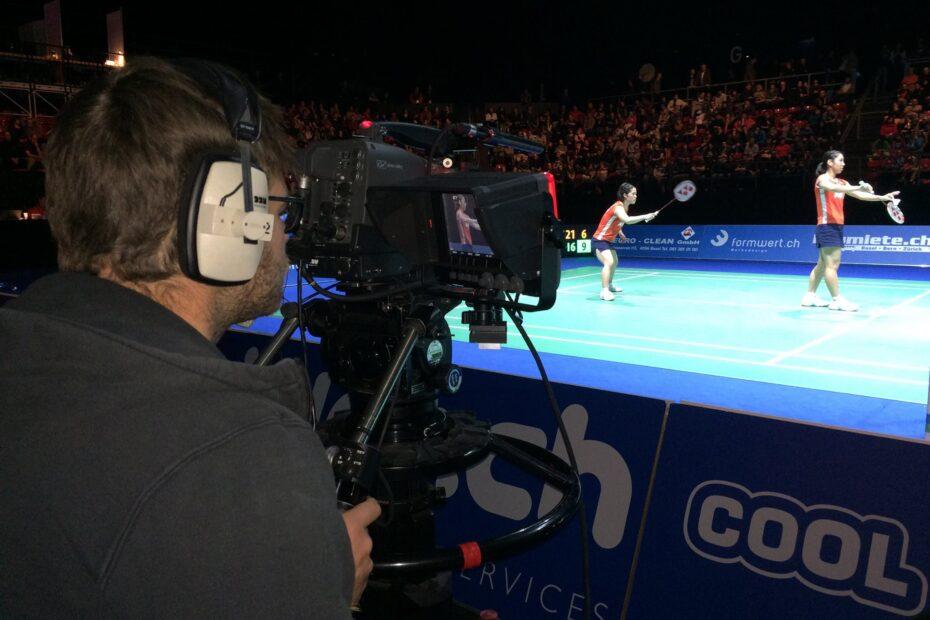 Badminton Swiss Open BBM-Productions