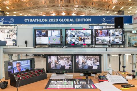 Cybathlon Global Edition